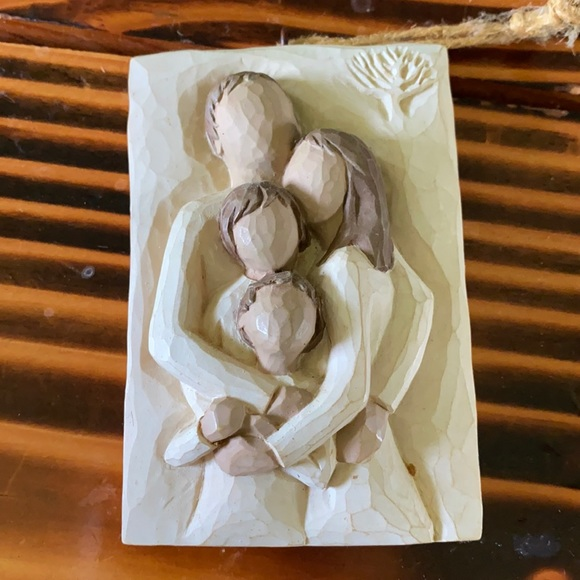 Willow Tree Family Ornament/Plaque